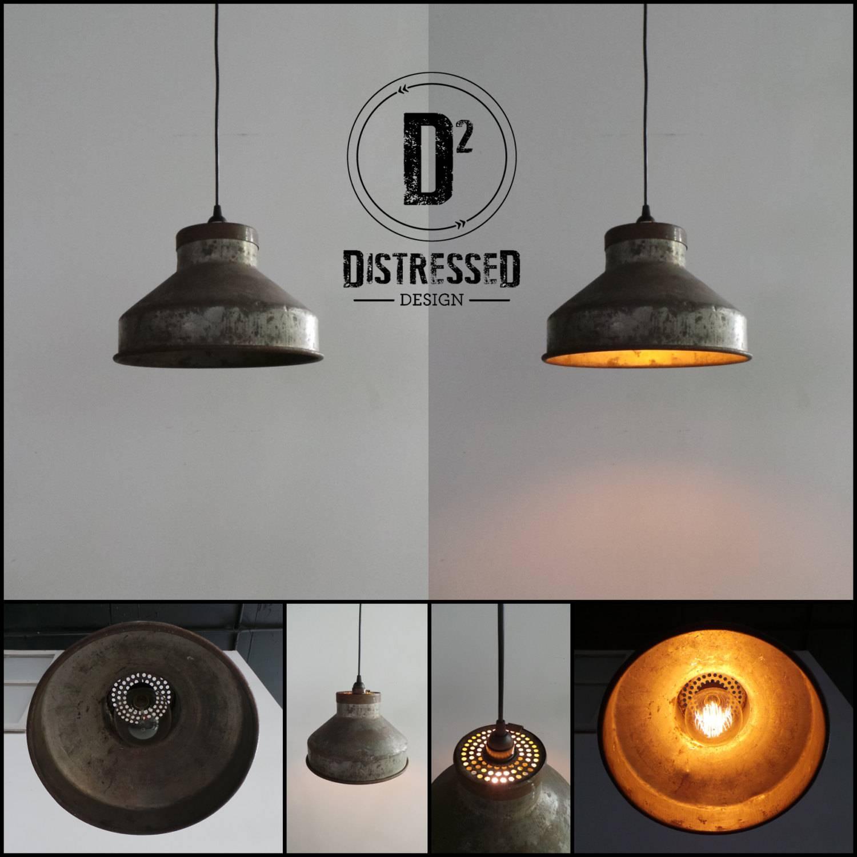 Industrial / Farmhouse Pendant Light regarding Industrial Pendant Lights (Image 5 of 15)
