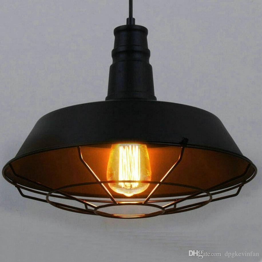 2018 Popular Cheap Industrial Pendant Lighting