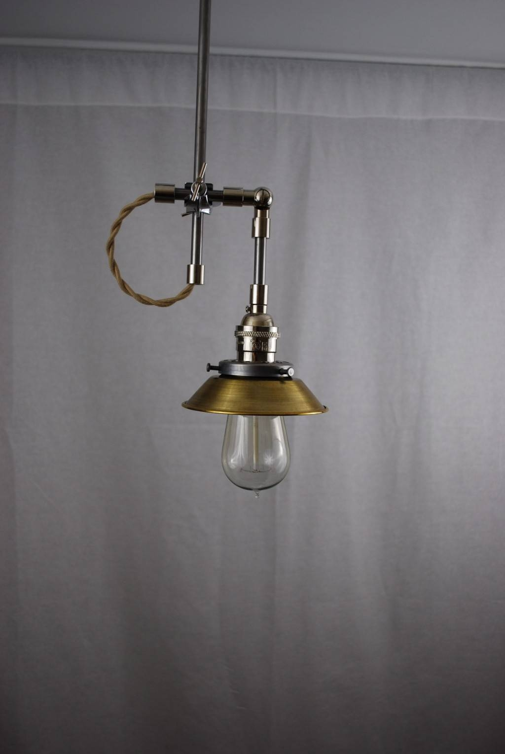 Industrial Pendant Lighting Canada : Kitchen Industrial Pendant In Industrial Pendant Lighting Canada (View 1 of 15)