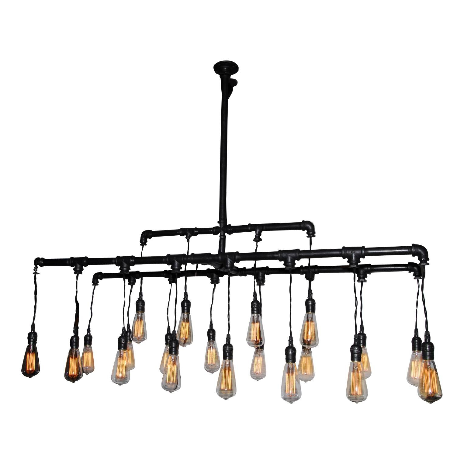 Industrial Style Pendant Light (Vintage Lighting) At Victorian Revival throughout Industrial Looking Pendant Light Fixtures (Image 8 of 15)