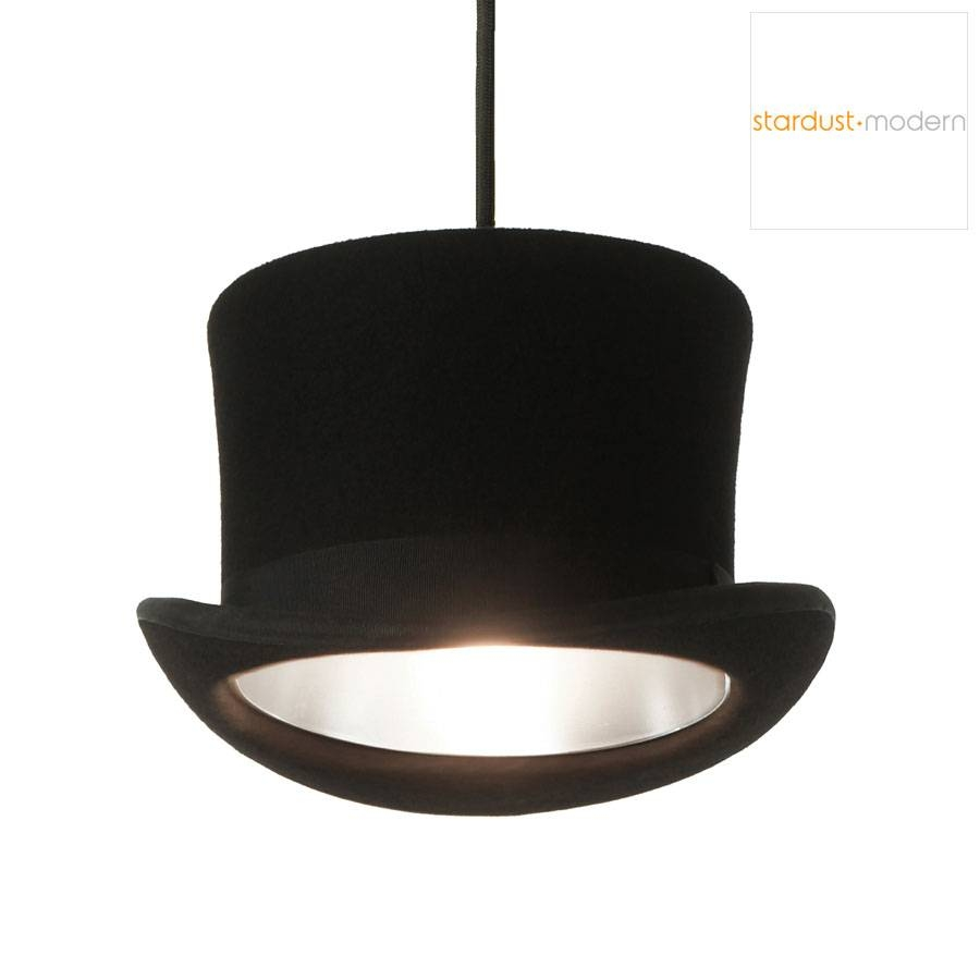 Innermost Wooster Pendant Lamp Top Hat | Stardust throughout Jeeves And Wooster Pendant Lights (Image 6 of 15)