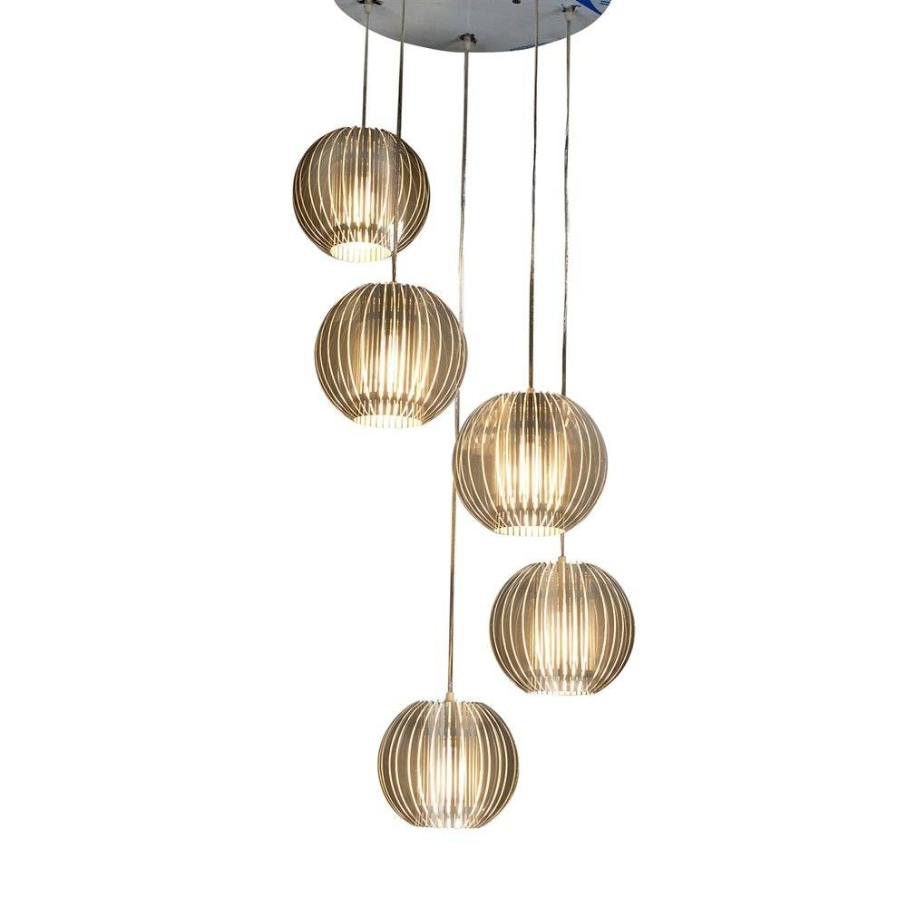 Innovative Multiple Pendant Lights In Room Design Inspiration within Multiple Pendant Lighting Fixtures (Image 4 of 15)