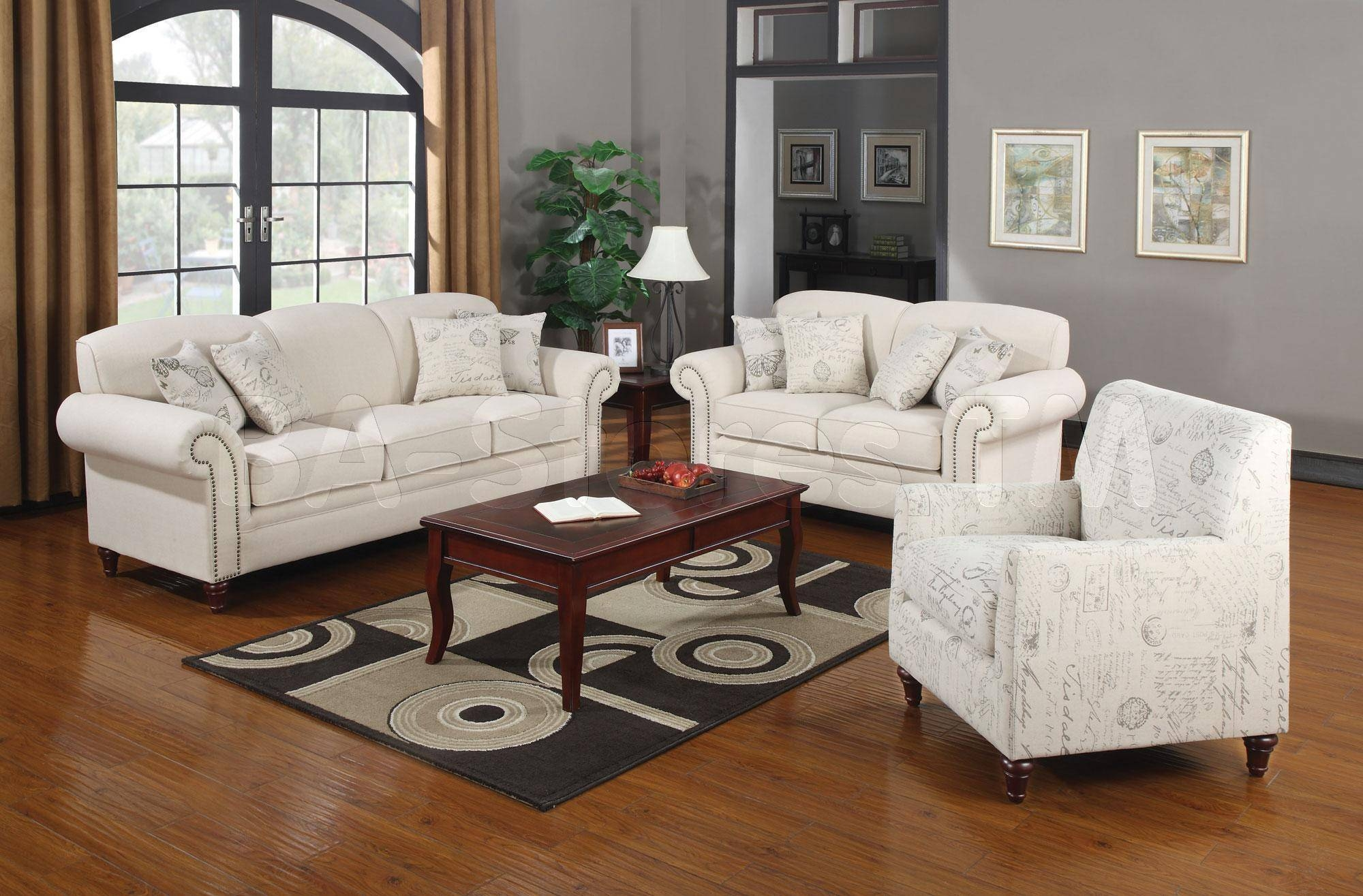 15 Best Collection of Living Room Sofa and Chair Sets