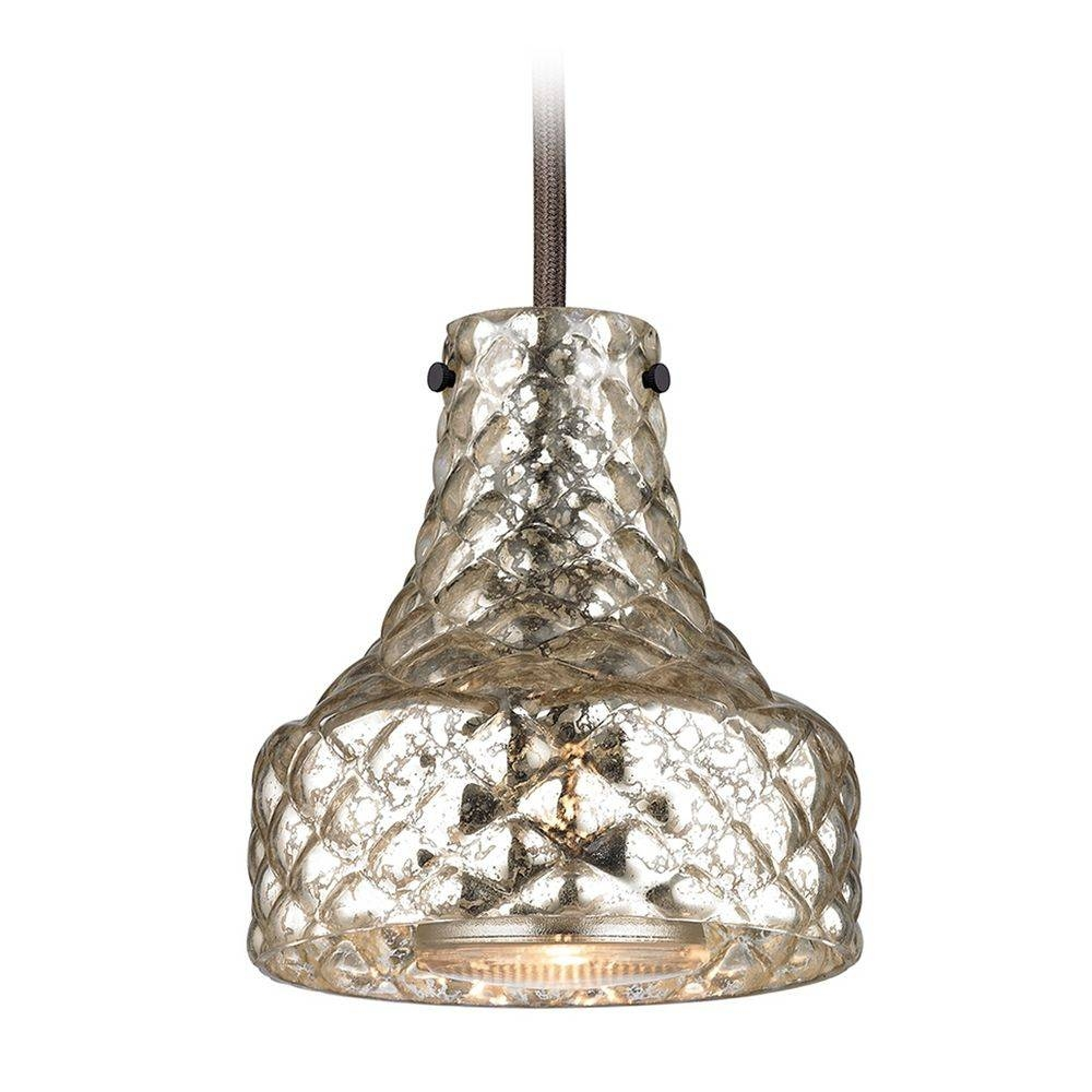 Inspirational Mercury Glass Pendant Light 49 With Additional in Mercury Glass Ceiling Lights (Image 7 of 15)