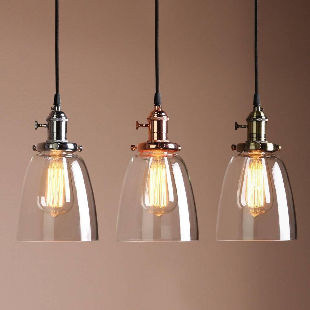 Inspirational Vintage Pendant Lighting 60 In Multiple Pendant inside Multiple Pendant Light Fixtures (Image 7 of 15)