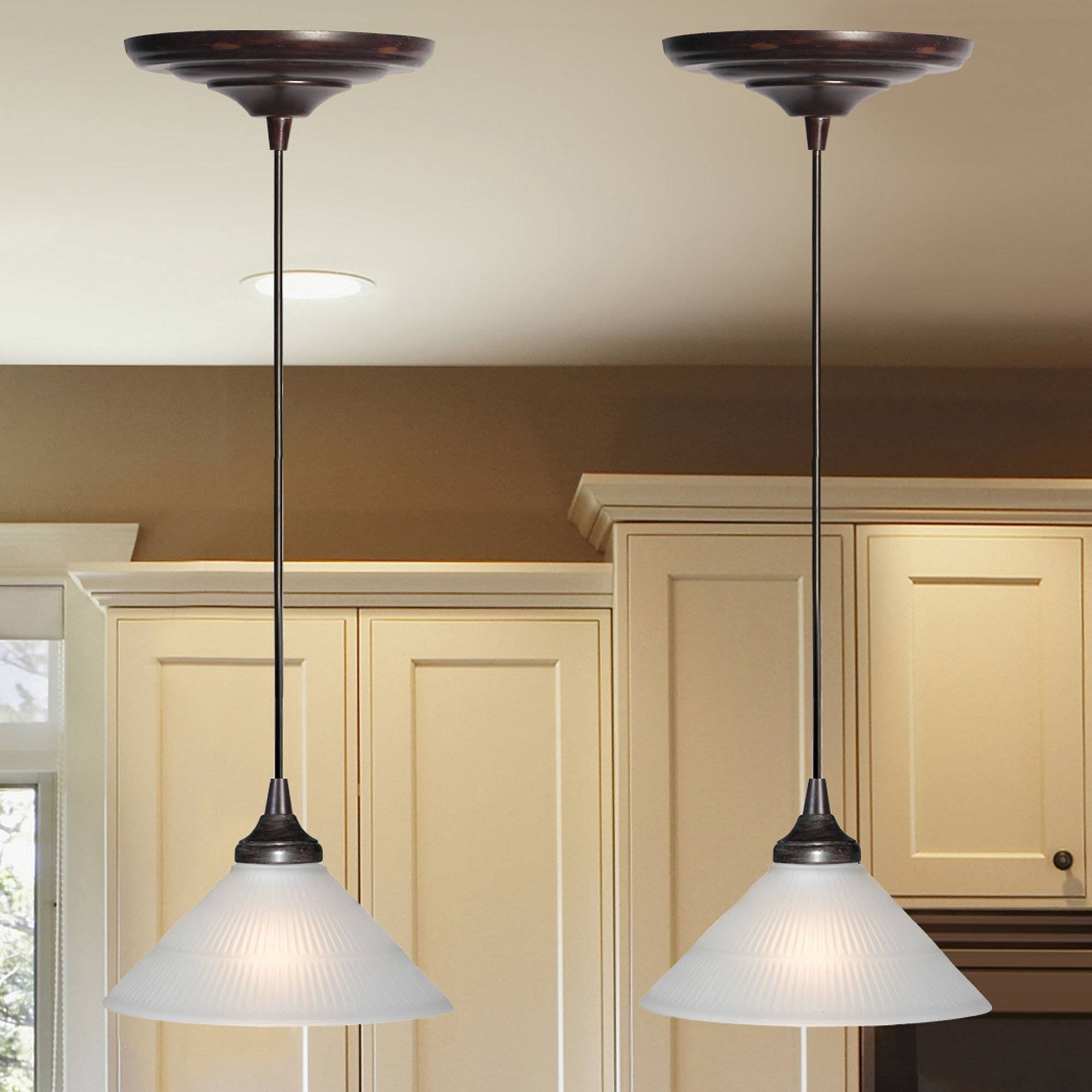Instant Pendant Light Conversion Kit – Aneilve within Instant Pendant Lights (Image 5 of 15)