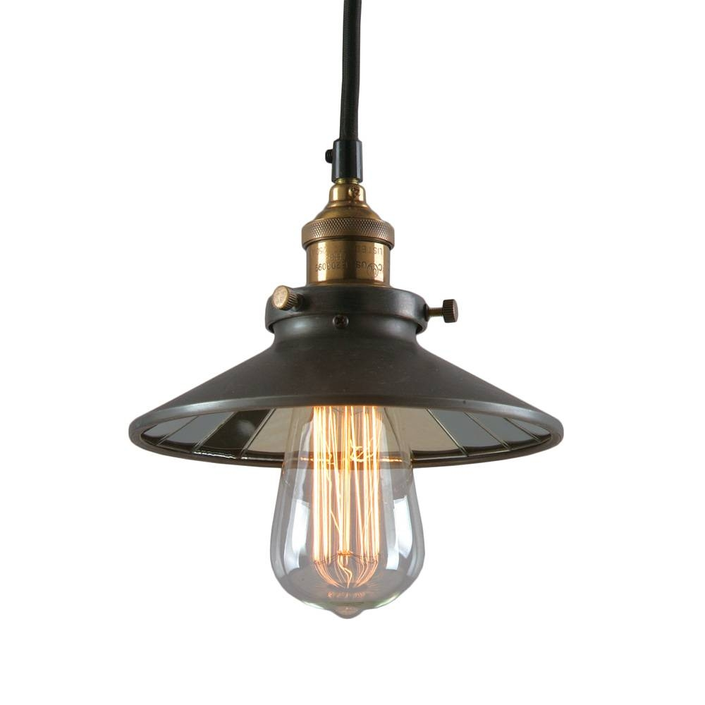 Interiors With Industrial Style Lighting | Advice For Your Home pertaining to Industrial Style Pendant Lights Fixtures (Image 9 of 15)