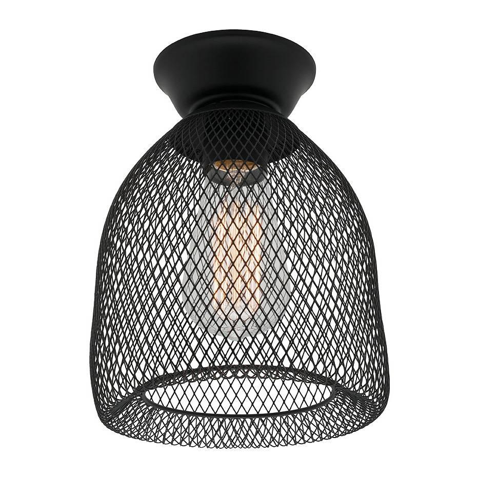 Isadora Diy Batten Fix Shade Black - Ma8471Blk | Online Lighting for Batten Fix Lights Shades (Image 6 of 15)