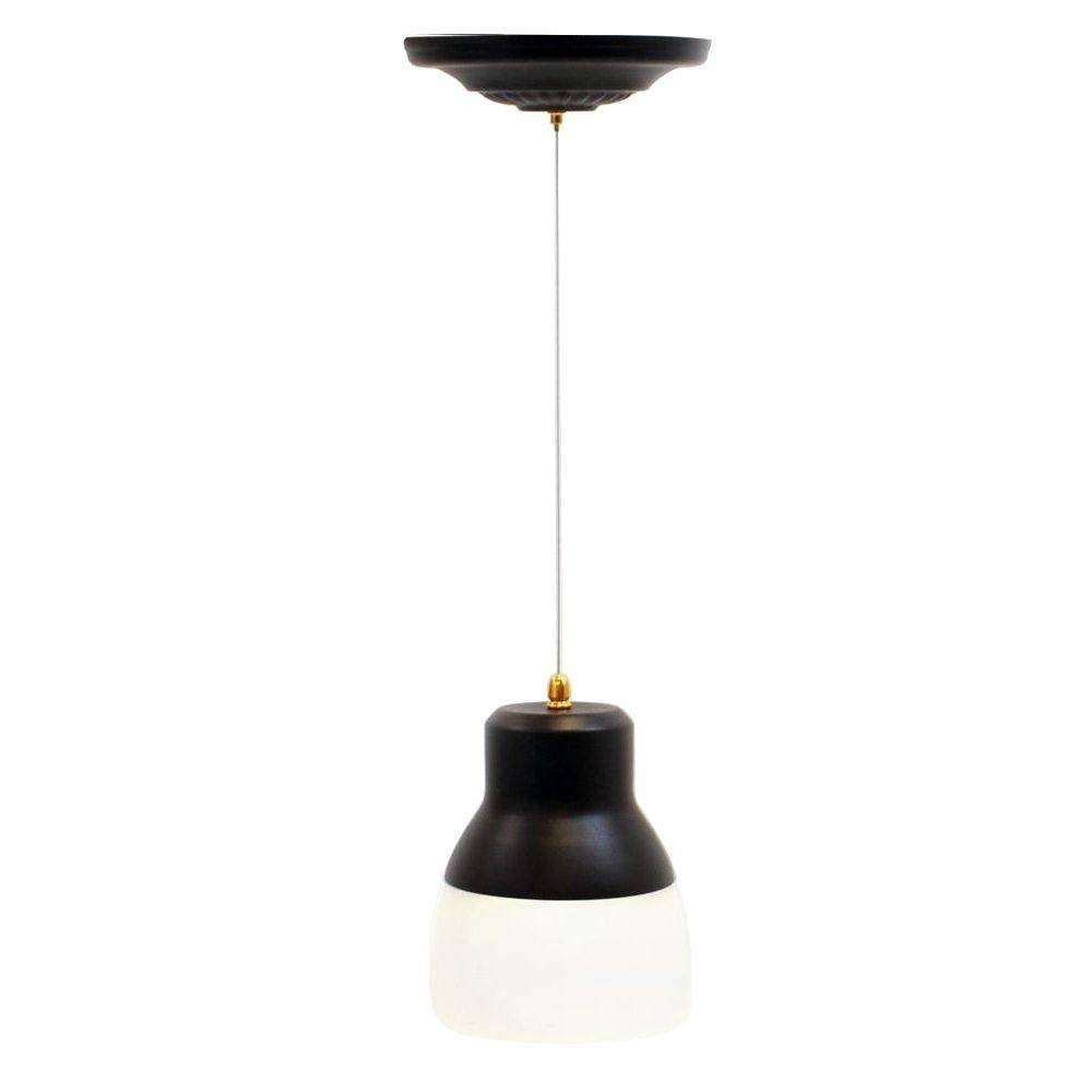 It's Exciting Lighting 24-Light Bronze 2.25-Watt Integrated Led for Battery Pendant Lights (Image 8 of 15)