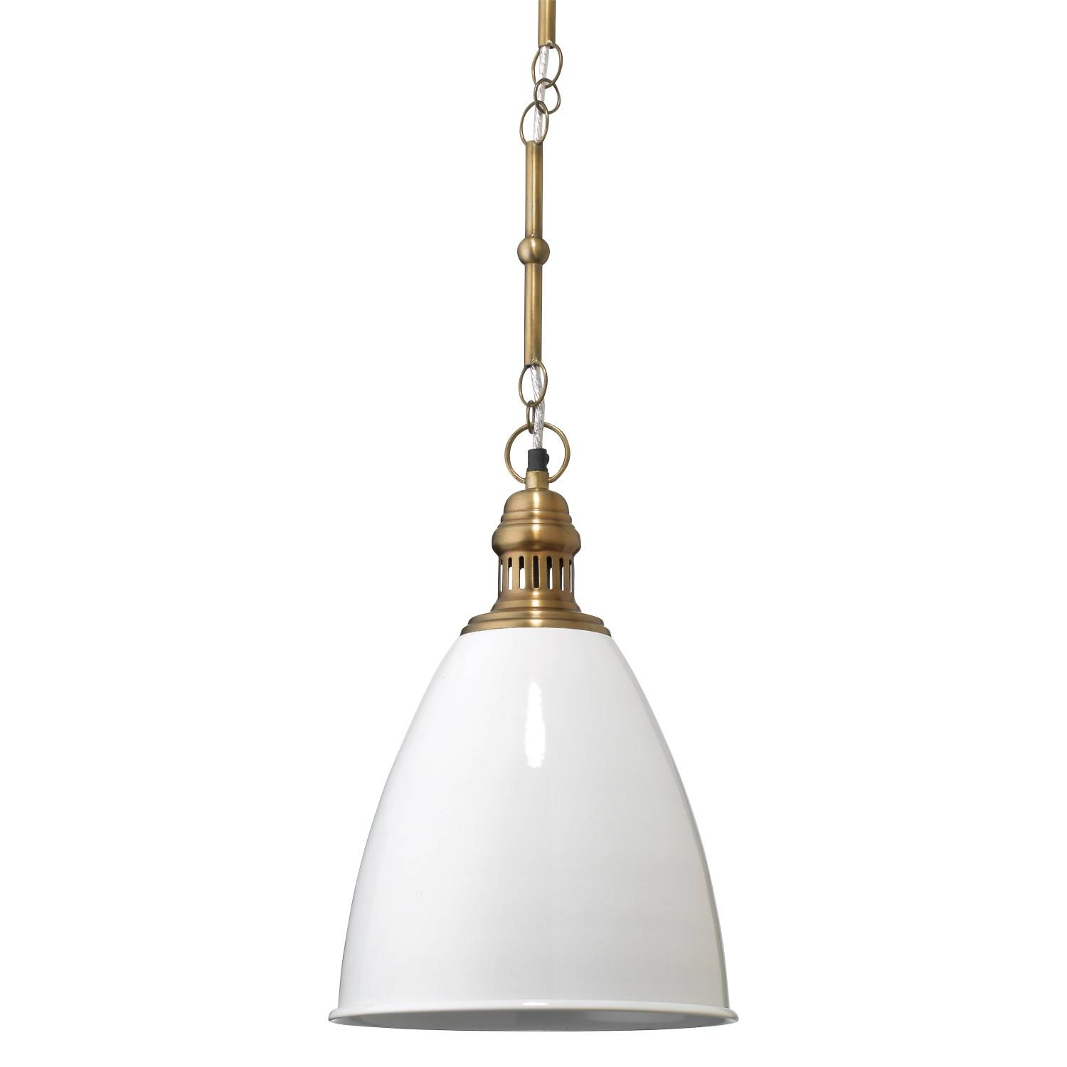 Jamie Young Tavern White Pendant for Jamie Young Pendant Lights (Image 13 of 15)