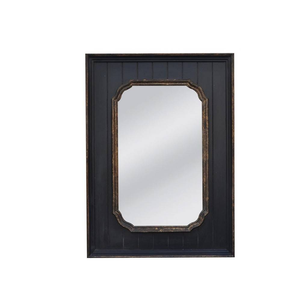 Jillian Mirror Antique Black | Mirrors | Mirrors | Ido Interior intended for Antique Black Mirrors (Image 7 of 15)