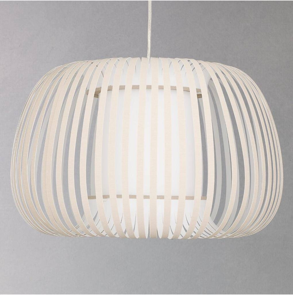 John Lewis Harmony Ribbon Pendant Light Ex Display Rrp £90 | In within John Lewis Lighting Pendants (Image 2 of 15)