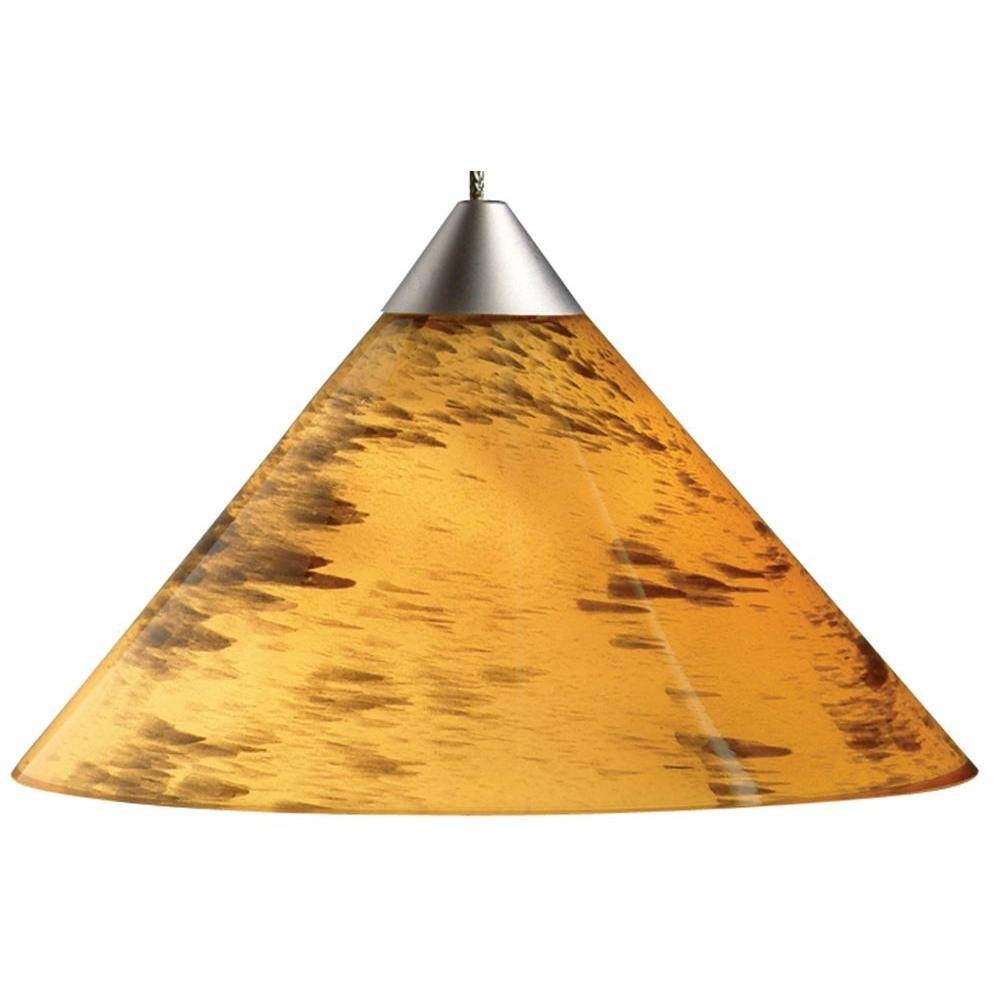 Juno 1 Light Amber Drift Hanging Mini Pendant Pkh310Amberdrif Inside Juno Pendant Lighting (View 6 of 15)