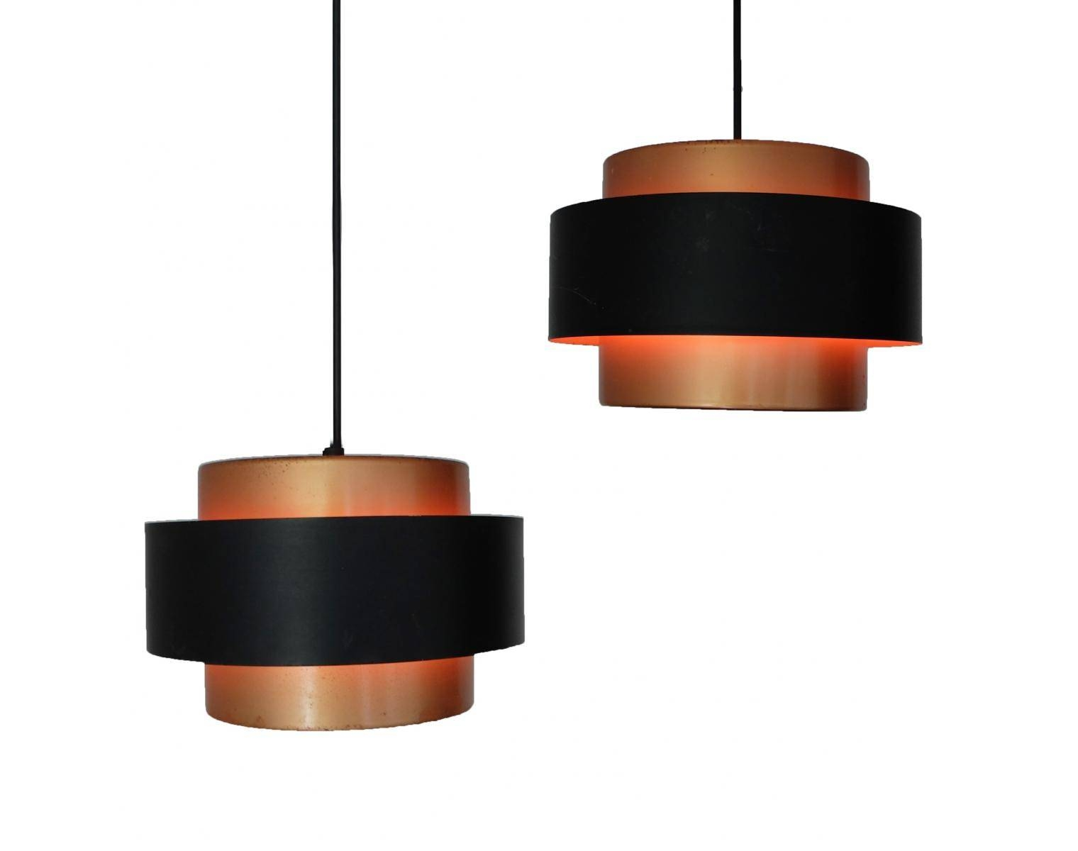 Juno Pendant Lampsjo Hammerborg For Fog & Morup, Set Of 2 For Pertaining To Juno Pendant Lighting (View 9 of 15)