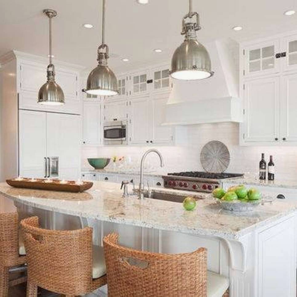 Kitchen Best Cone Stainless Steel Pendant Lighting 13 Incredible In Stainless Steel Pendant Lights (View 3 of 15)