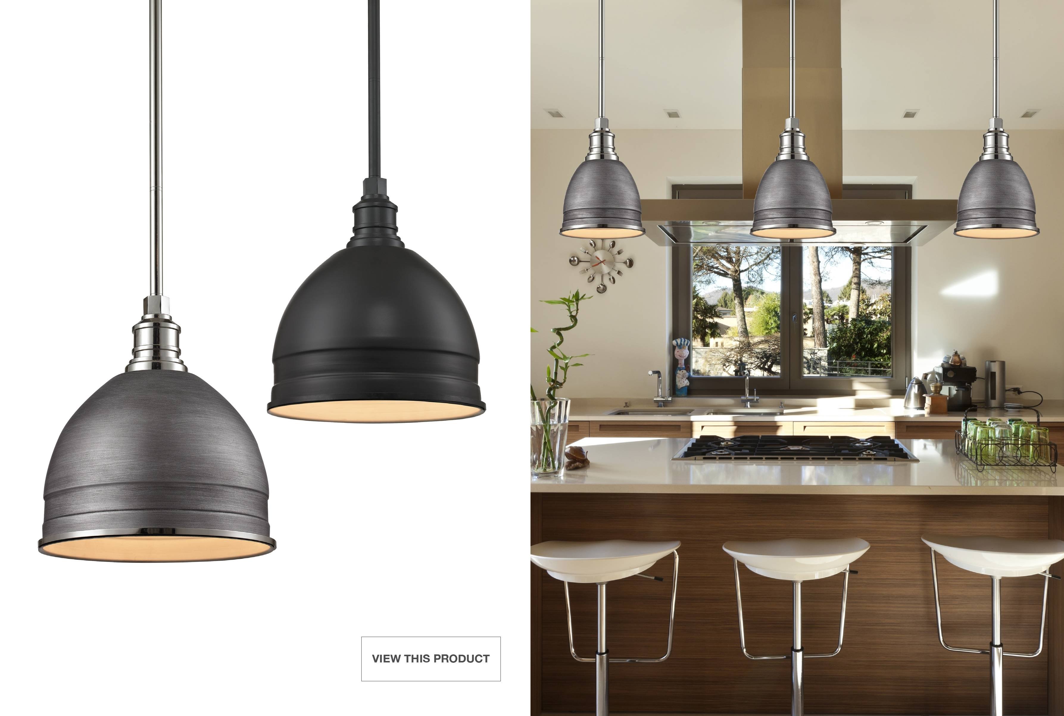 Kitchen Design Ideas: Originaltobi Fairley Industrial Kitchen For Industrial Pendant Lights Fittings (View 9 of 15)