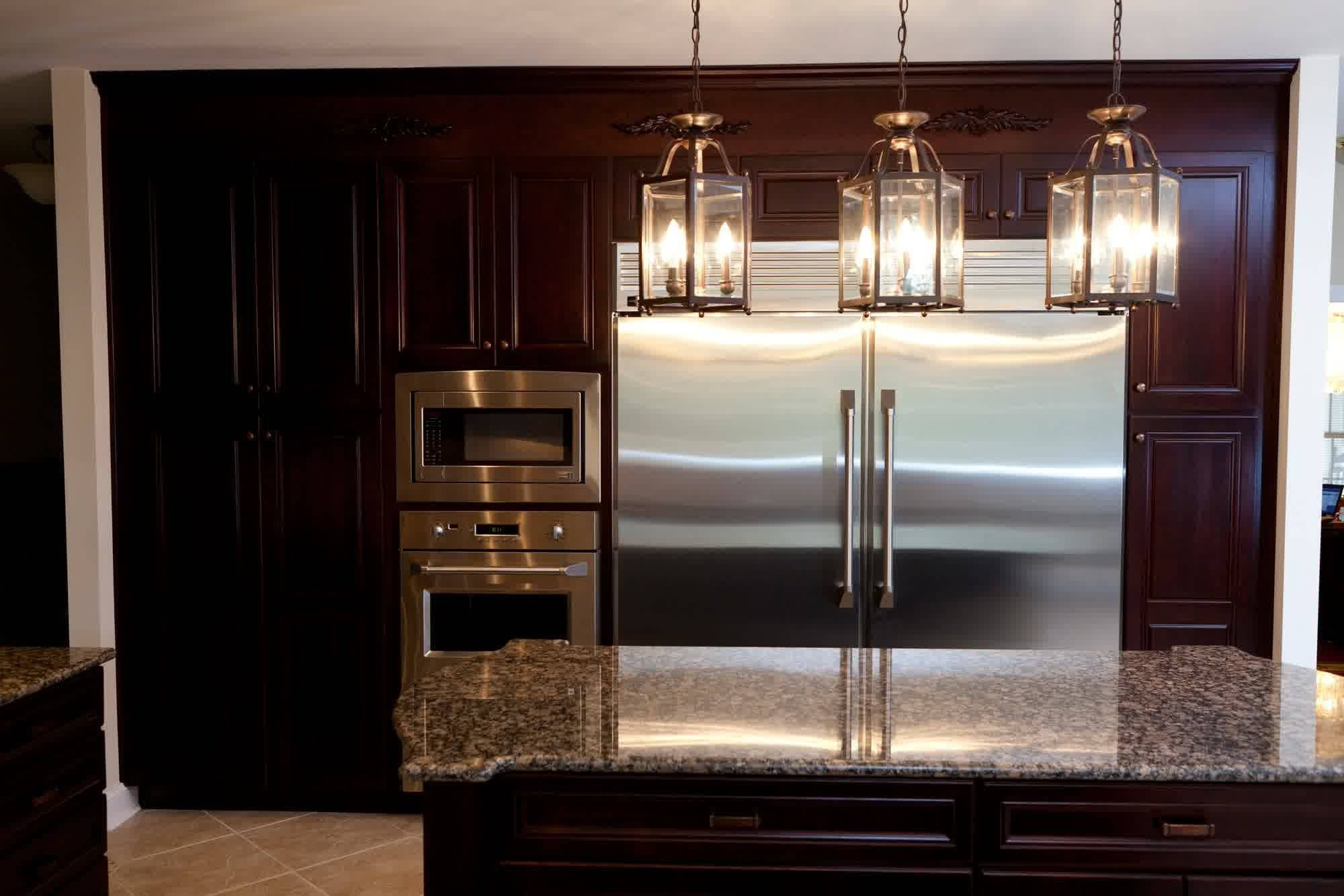 Boswell Quarter Collection 1 Light Brushed Nickel Mini
