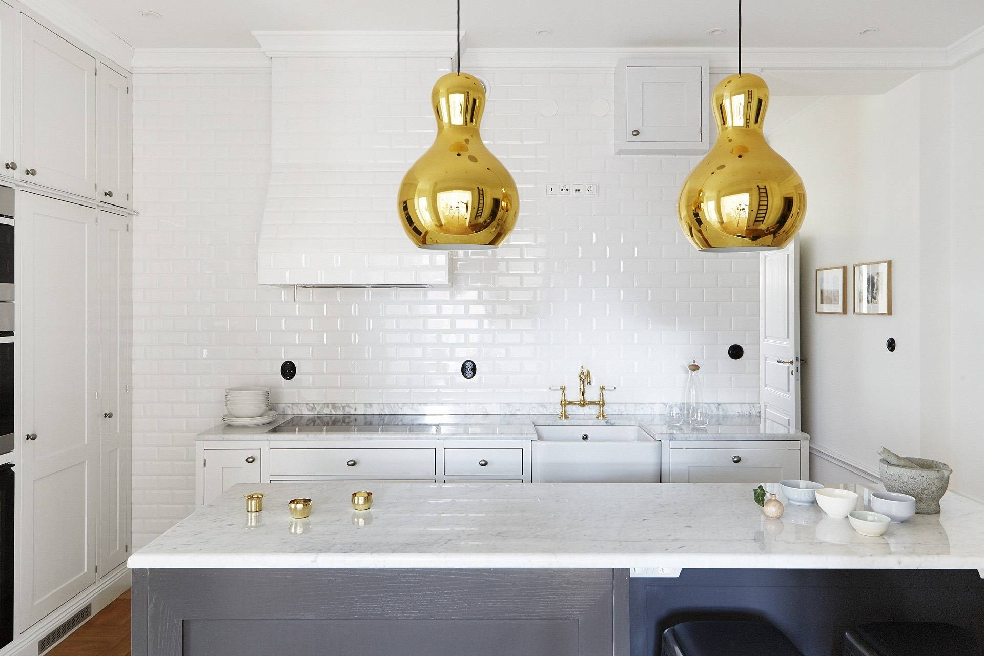 Kitchen Islands : Kitchen Island Lights With Large Hicks Pendants regarding Large Hicks Pendants (Image 11 of 15)