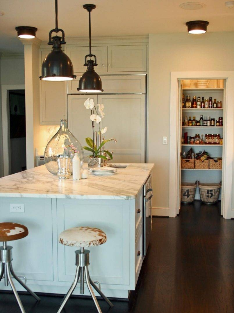Kitchen : Lavish Lights For Over A Kitchen Island Modern Kitchen Pertaining To Single Pendant Lighting For Kitchen Island (View 4 of 15)