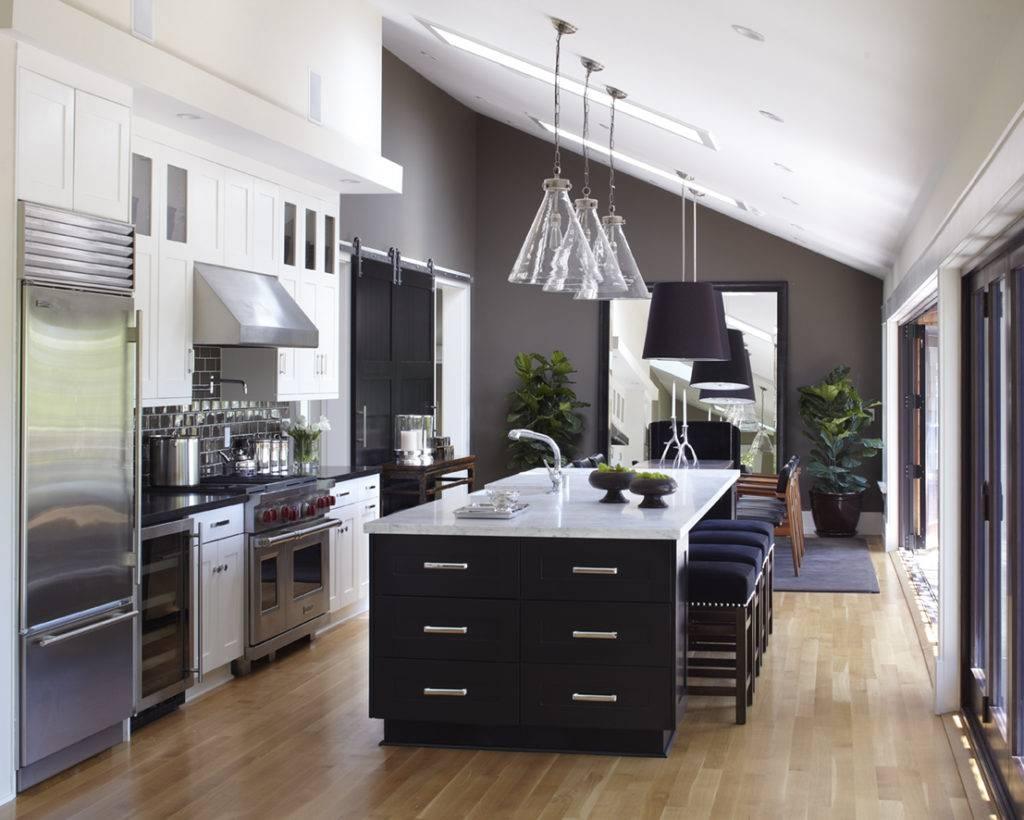 Kitchen Lighting Ideas Vaulted Ceiling - Kutsko Kitchen inside Pendant Lights for Vaulted Ceilings (Image 8 of 15)