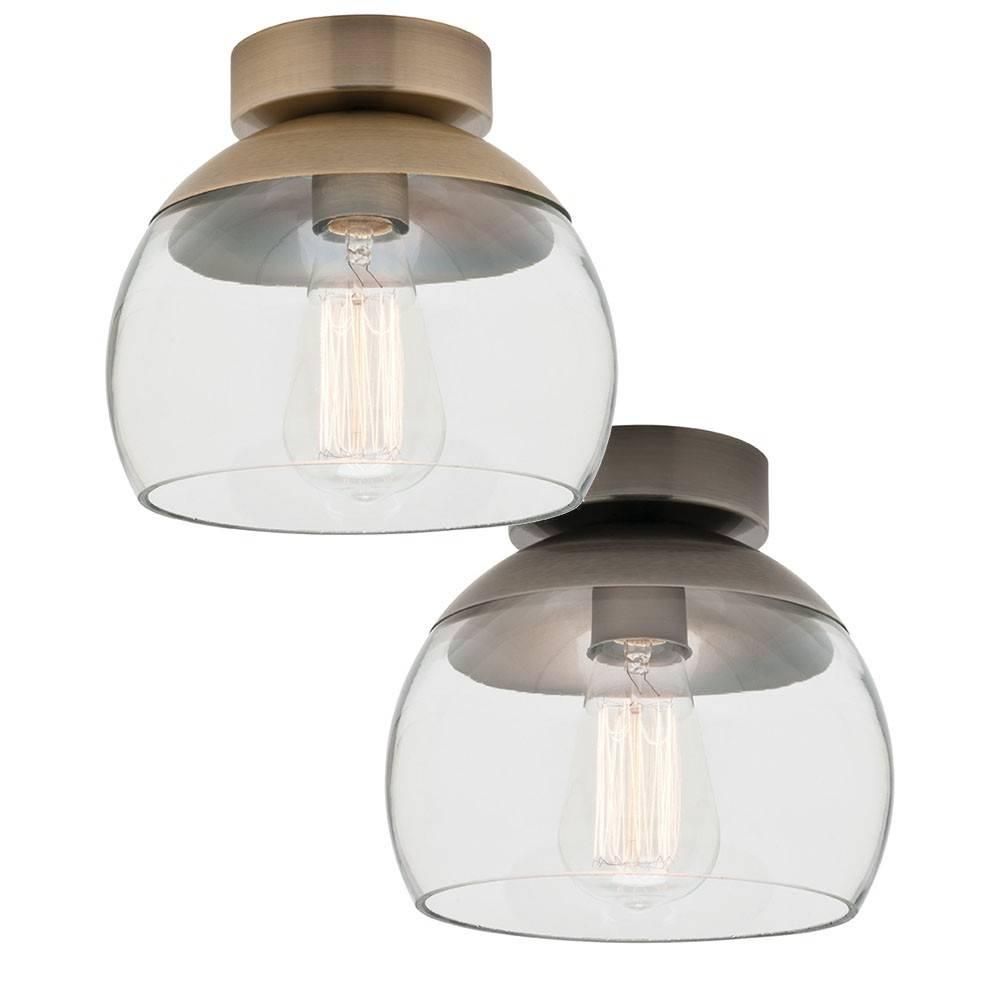 L2U-638 Mercator Tammy Diy Glass Batten Fix Light within Batten Fix Pendant Lighting (Image 9 of 15)