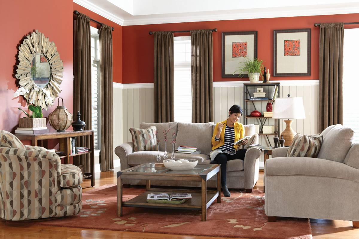 La-Z-Boy Furniture for Lazy Boy Sofas and Chairs (Image 9 of 15)