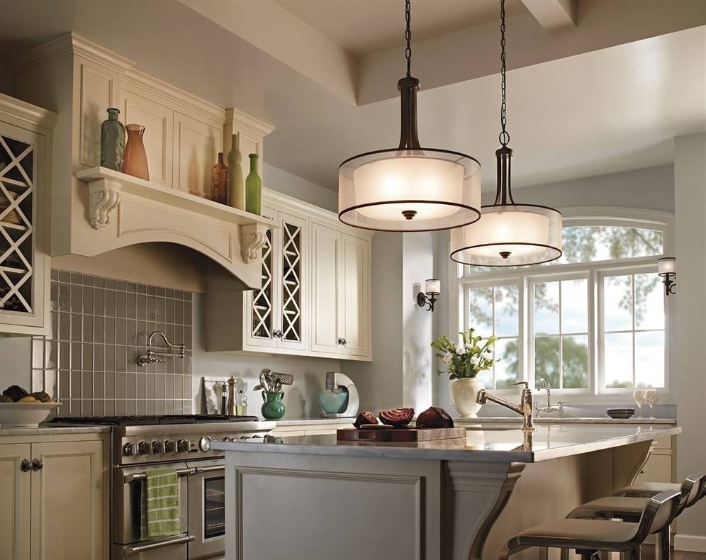 Lacey™ Collection   Kichler Lighting For Kichler Pendant Lighting For Kitchen (View 14 of 15)