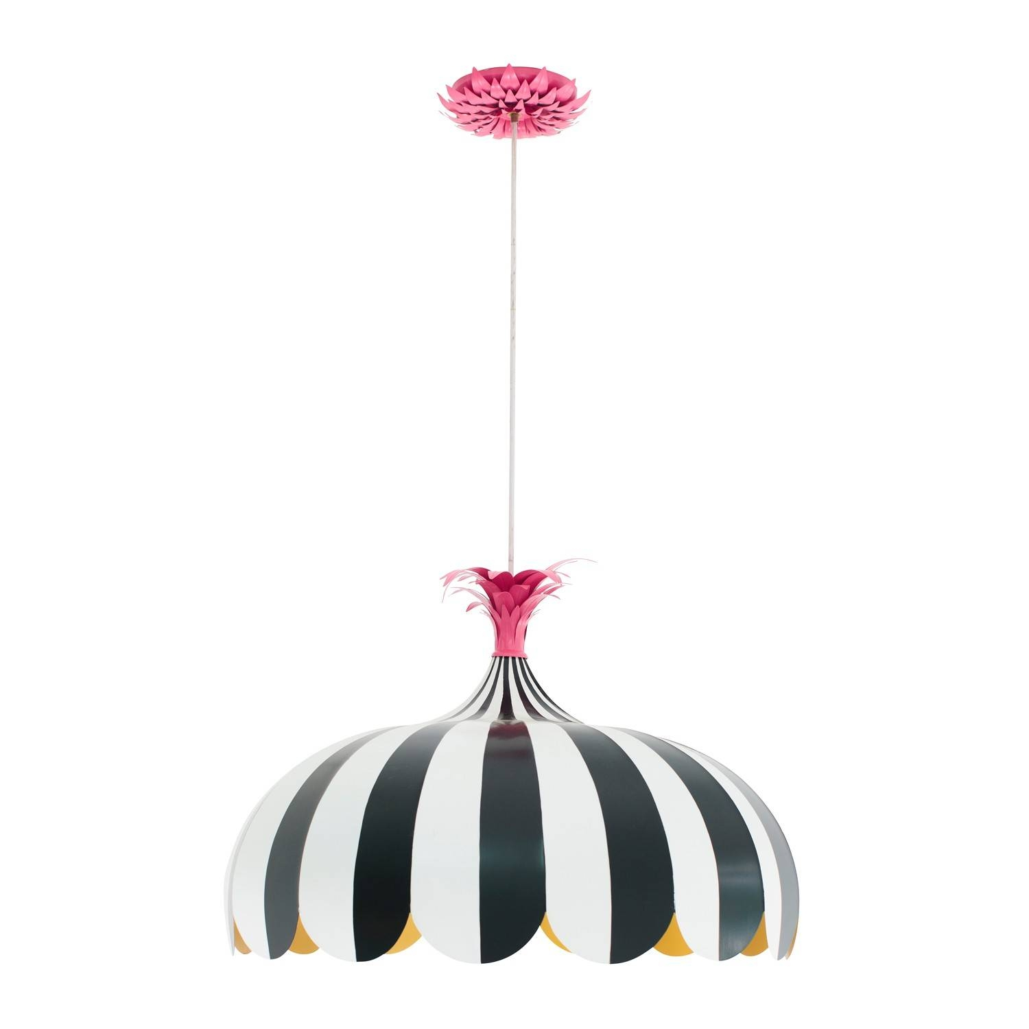 Lala Pendant - Stray Dog Designs with regard to Scalloped Pendant Lights (Image 8 of 15)