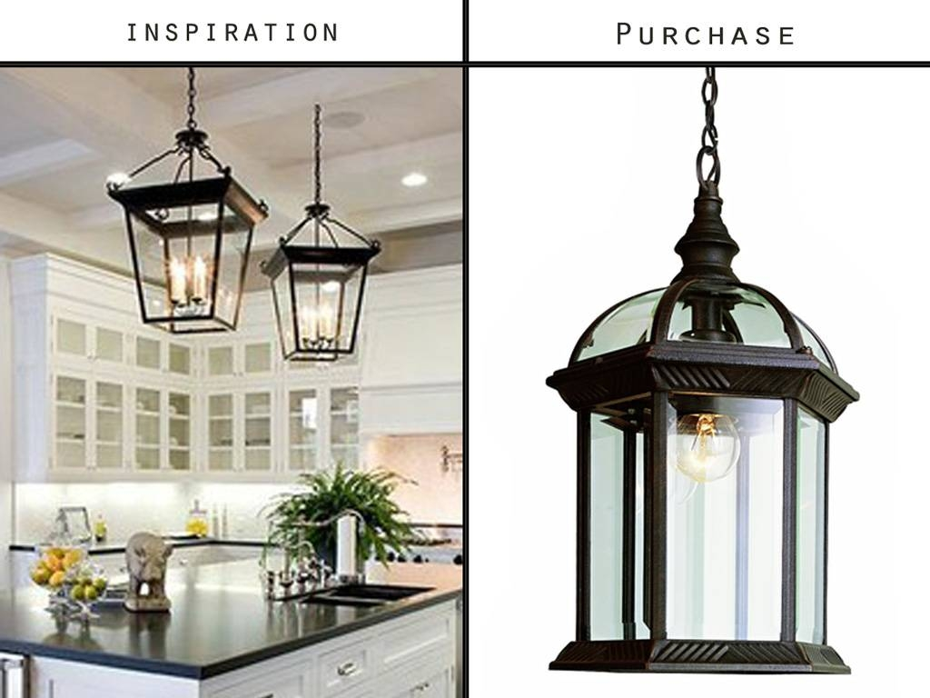 Lantern Pendant Light Fixtures – Baby Exit In Lantern Style Pendant Lighting (View 6 of 15)
