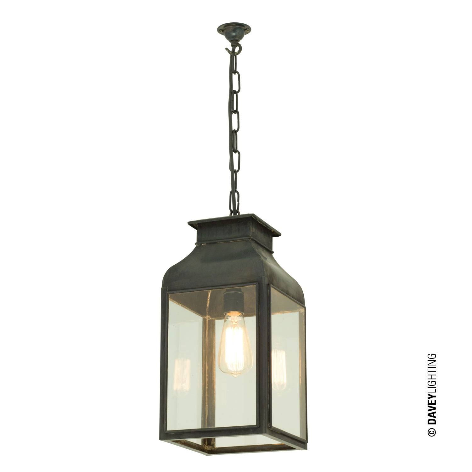 Lantern Style Pendant Lighting (View 7 of 15)