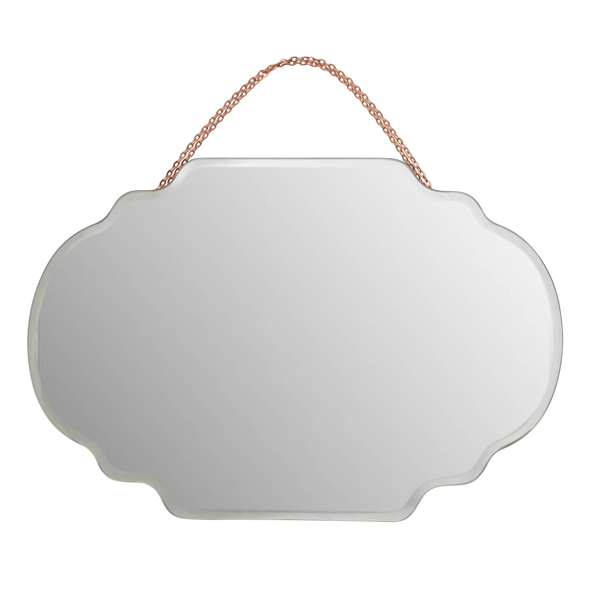 Large Art Deco Mirror | Oliver Bonas pertaining to Art Deco Large Mirrors (Image 11 of 15)