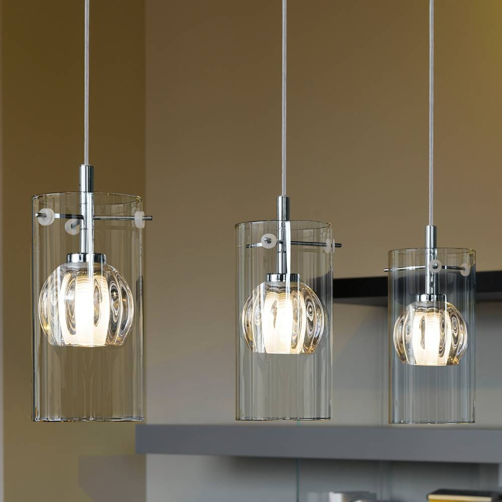 Large Glass Pendant Lights : The Beauty Glass Pendant Lights throughout Cluster Glass Pendant Lights Fixtures (Image 9 of 15)