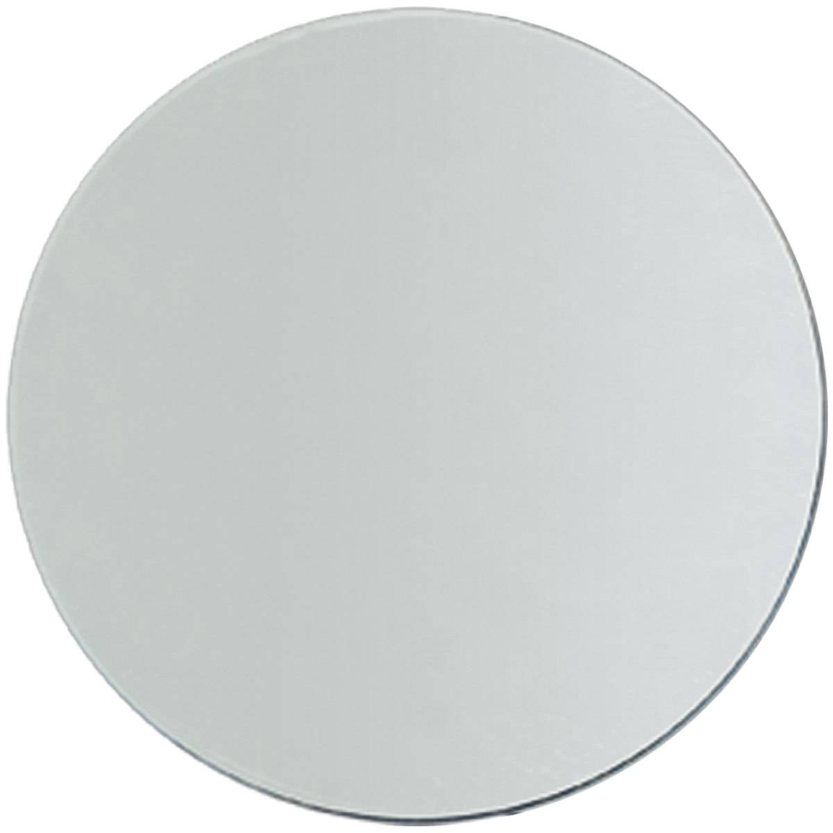 Large Round Mirrors In Large Round Black Mirrors (View 12 of 15)