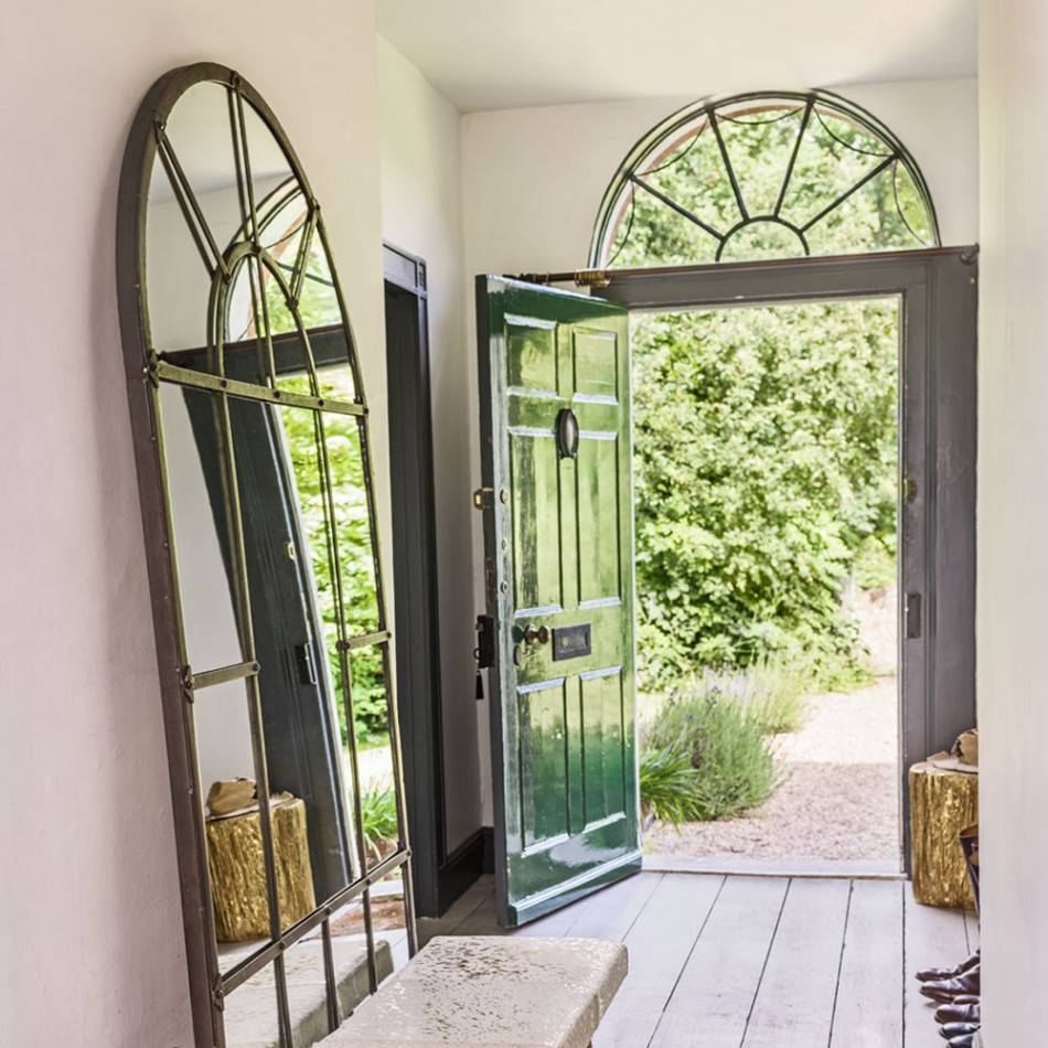 Large Window Pane Mirror | Mirrors | Graham And Green with regard to Very Large Mirrors (Image 13 of 15)
