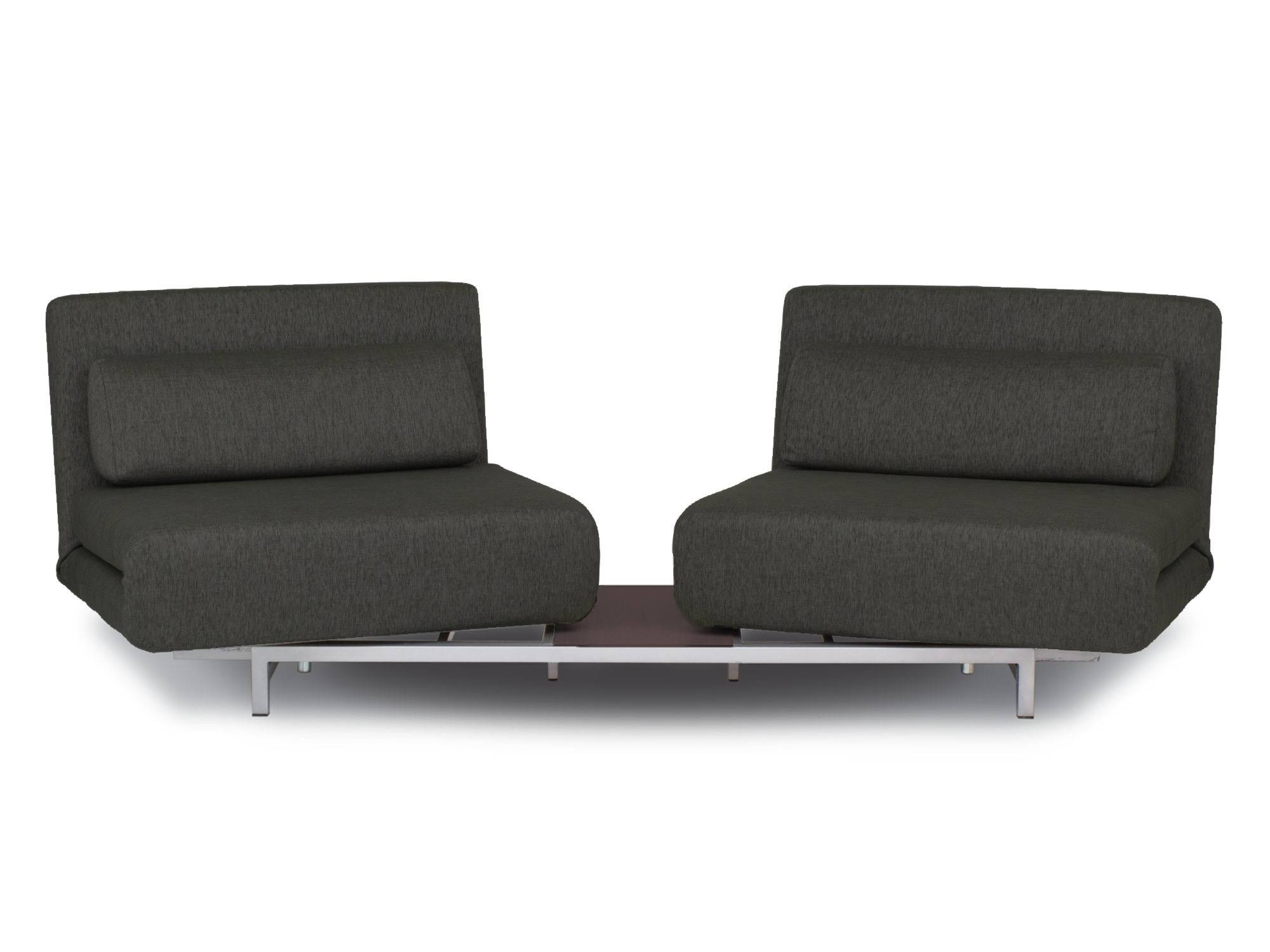Le Vele Replica - 2 Seat Sofa Bed | Loungelovers within King Size Sofa Beds (Image 9 of 15)