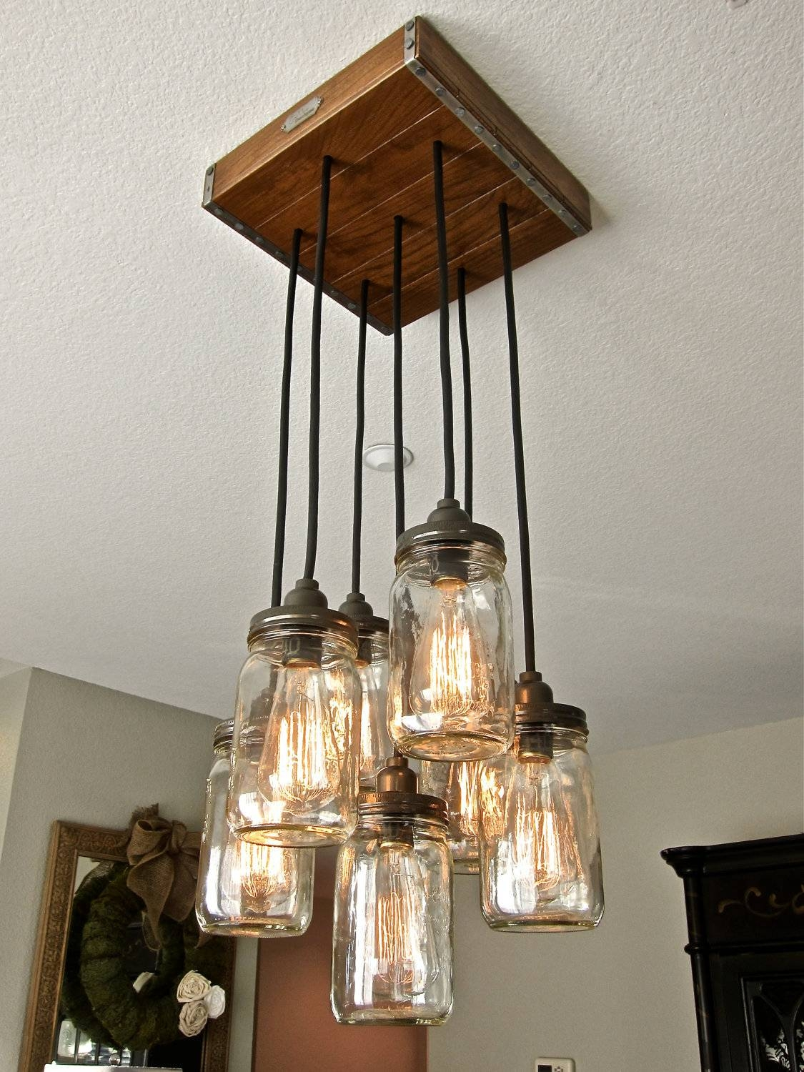 Featured Photo of Rustic Pendant Lighting