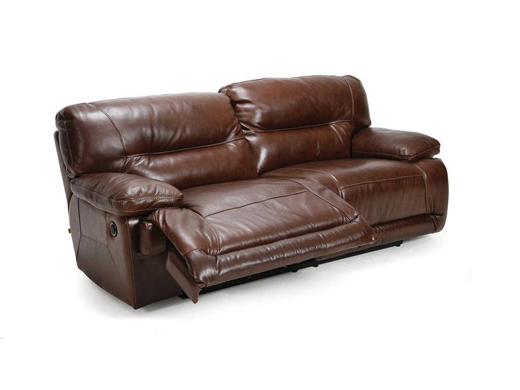 Leather Dual Reclining Sofa inside Cheers Recliner Sofas (Image 8 of 15)