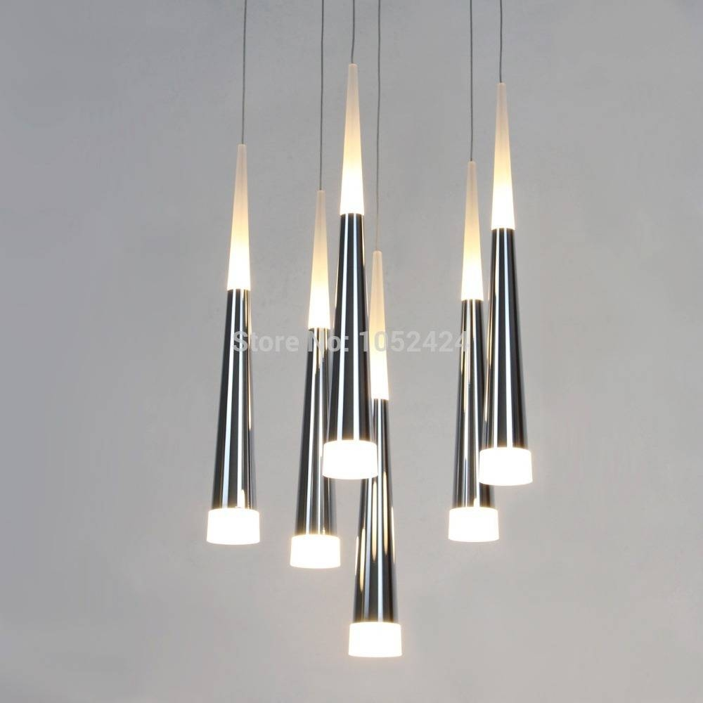 Led Light Design: Led Pendant Lighting Fixtures For Kitchen Pertaining To Stainless Steel Kitchen Pendant Lights (View 9 of 15)