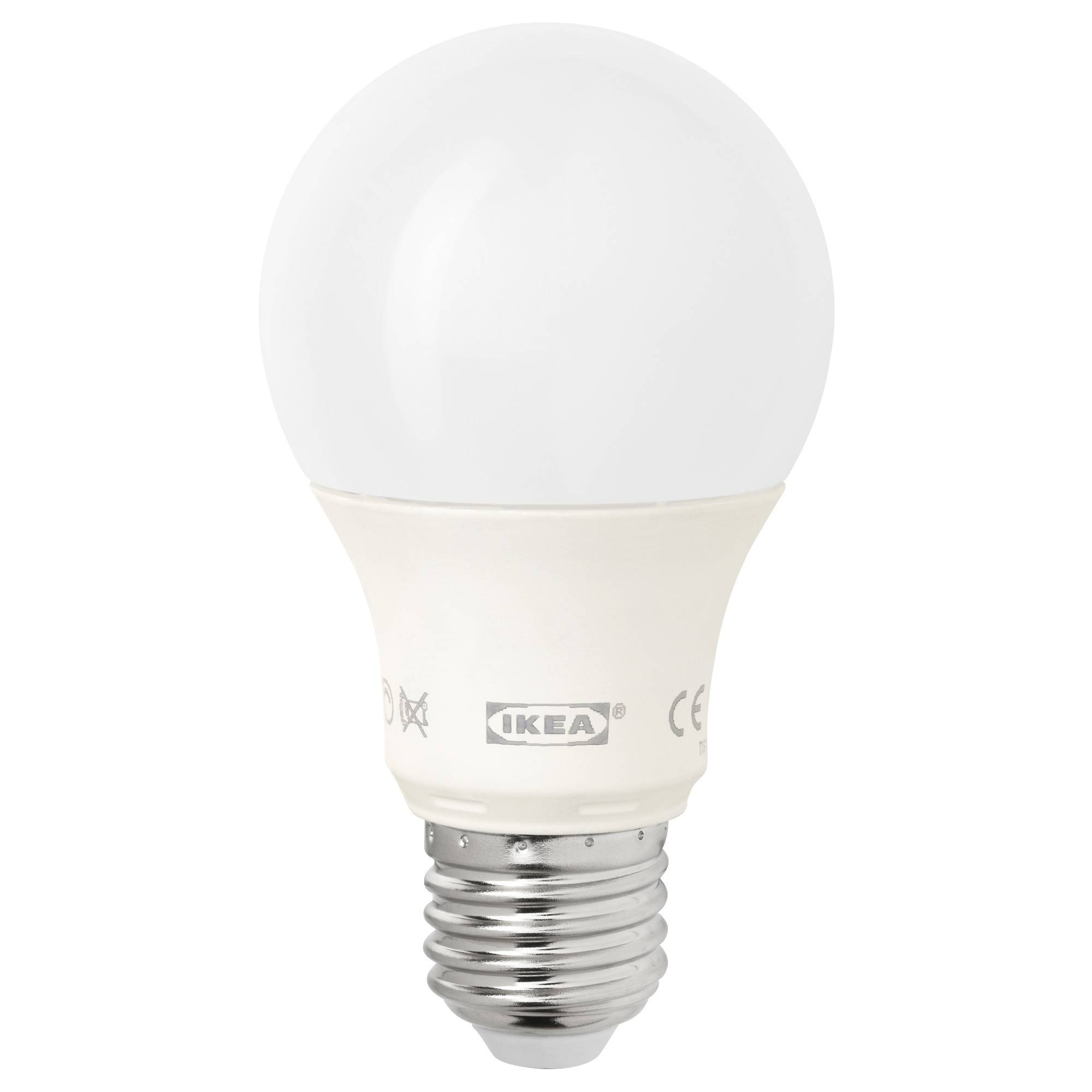 Ledare Led Bulb E26 600 Lumen – Ikea With Regard To Ikea Globe Lights (View 10 of 15)