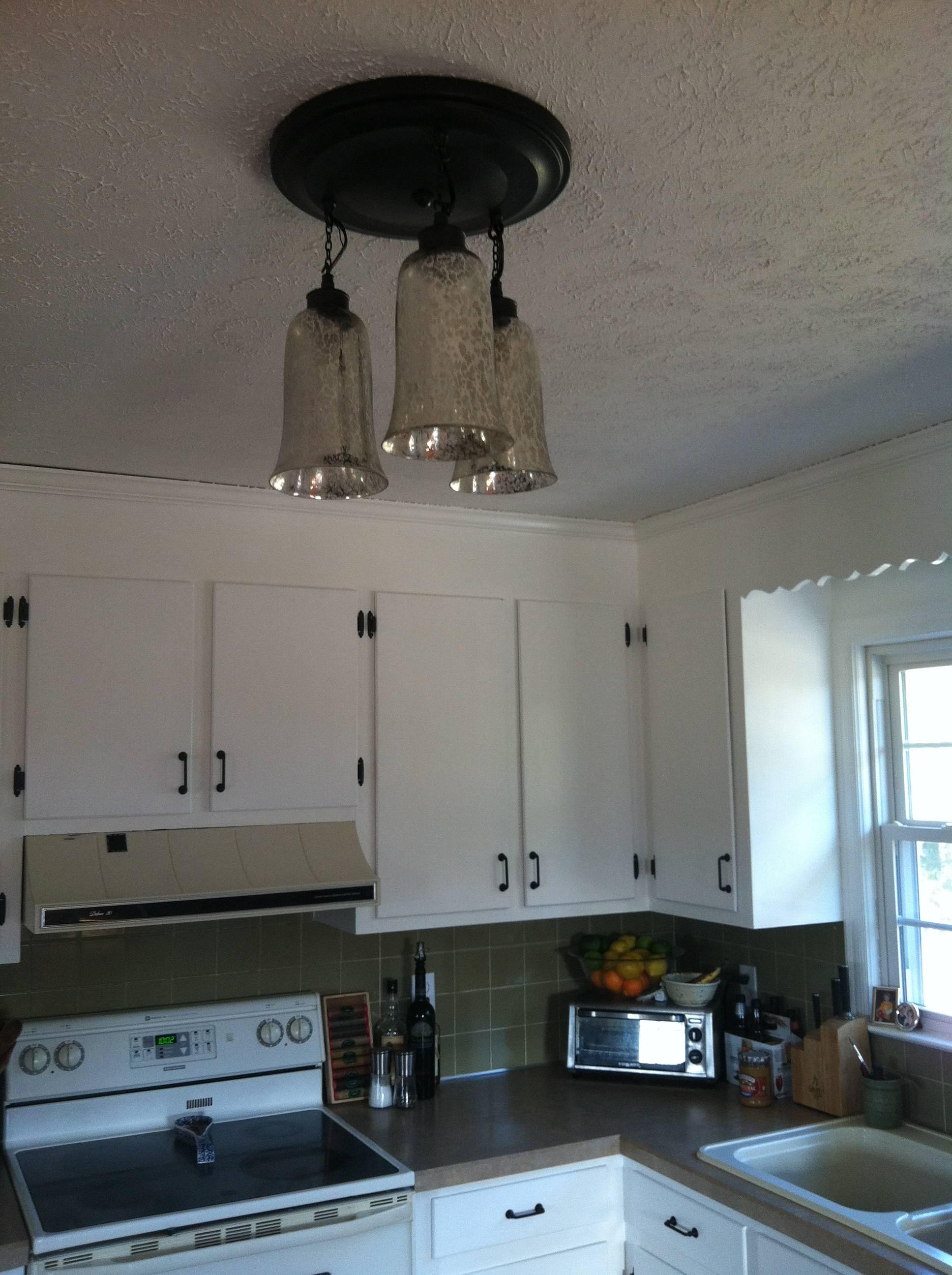 Light Fixtures | Small, But Valuable. regarding Mercury Glass Lights Fixtures (Image 9 of 15)