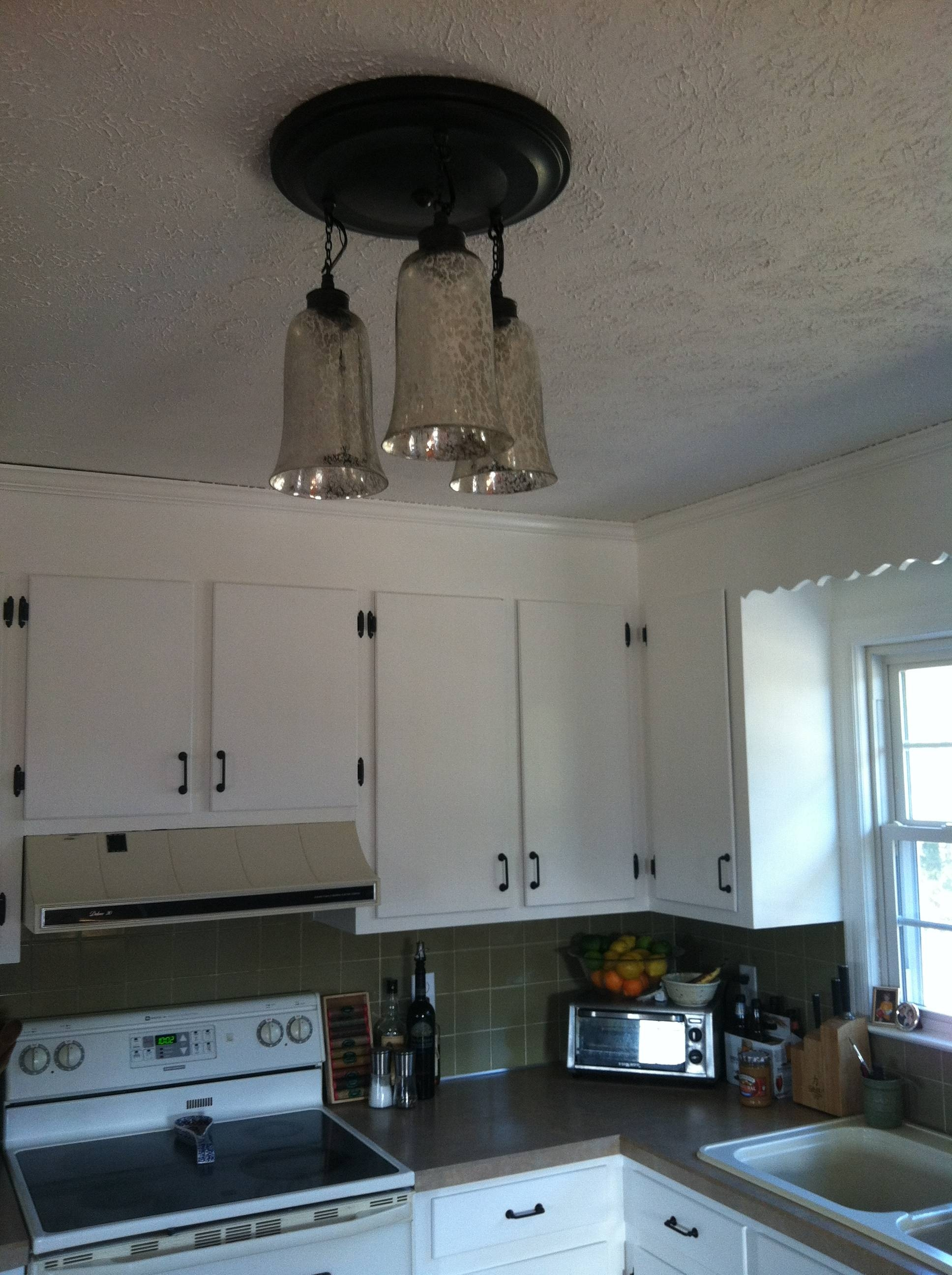 Light Fixtures | Small, But Valuable. with regard to Mercury Glass Lighting Fixtures (Image 8 of 15)