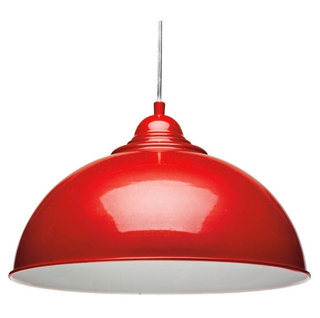 Lighting: Appealing Red Pendant Lamp Shade For Modern Pendant For Modern Red Pendant Lighting (View 6 of 15)
