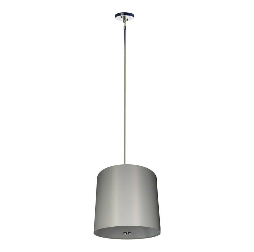 Lighting: Cheap Grey Drum Pendant Light - The Magic Of Drum in Cheap Drum Pendant Lighting (Image 10 of 15)