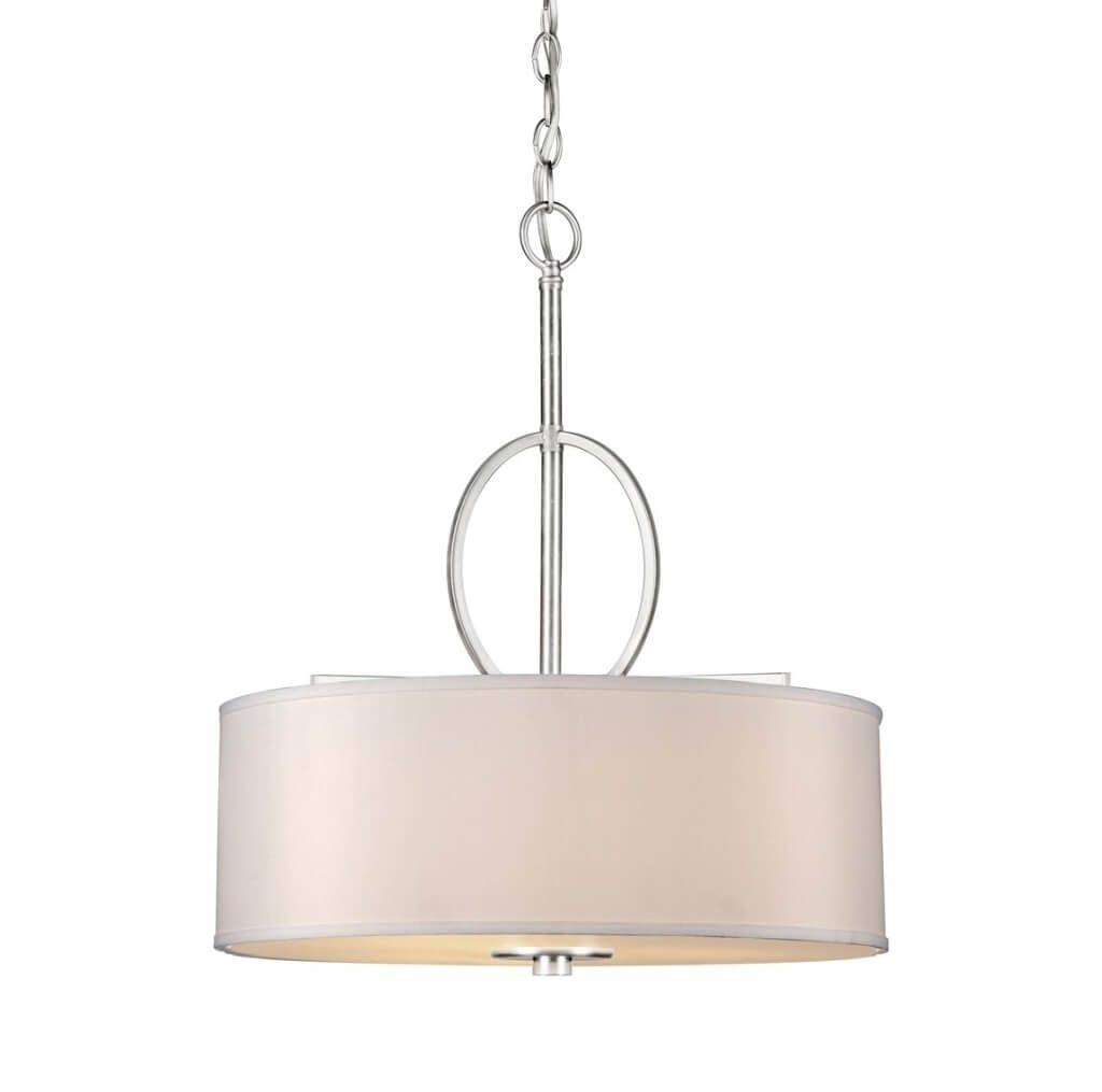 Lighting: Cheap Grey Drum Pendant Light - The Magic Of Drum with regard to Cheap Drum Pendant Lighting (Image 11 of 15)