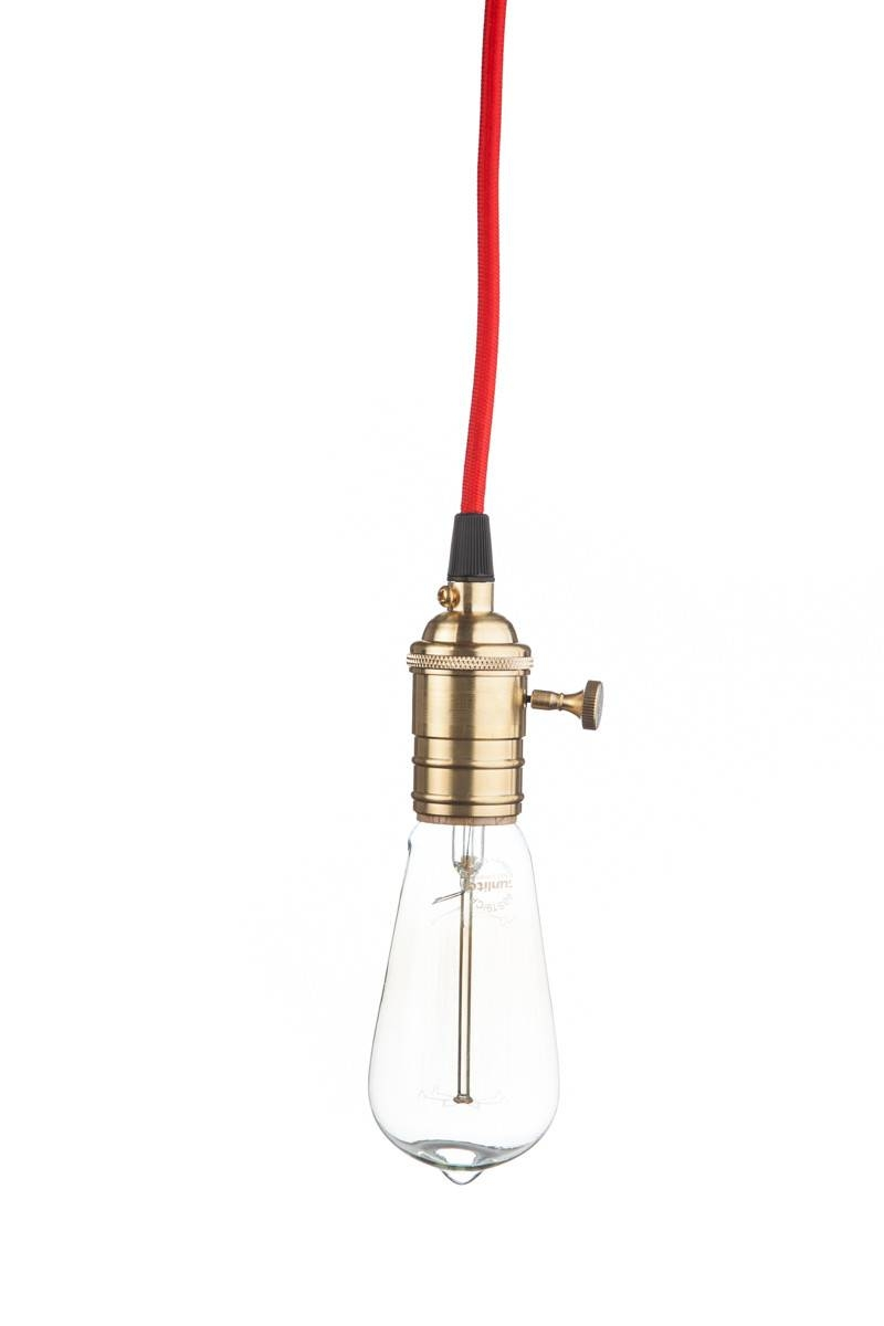 Lighting. Cool Ideas Of Red Pendant Light. Kropyok Home Interior within Cord Sets For Pendant Lights (Image 12 of 15)