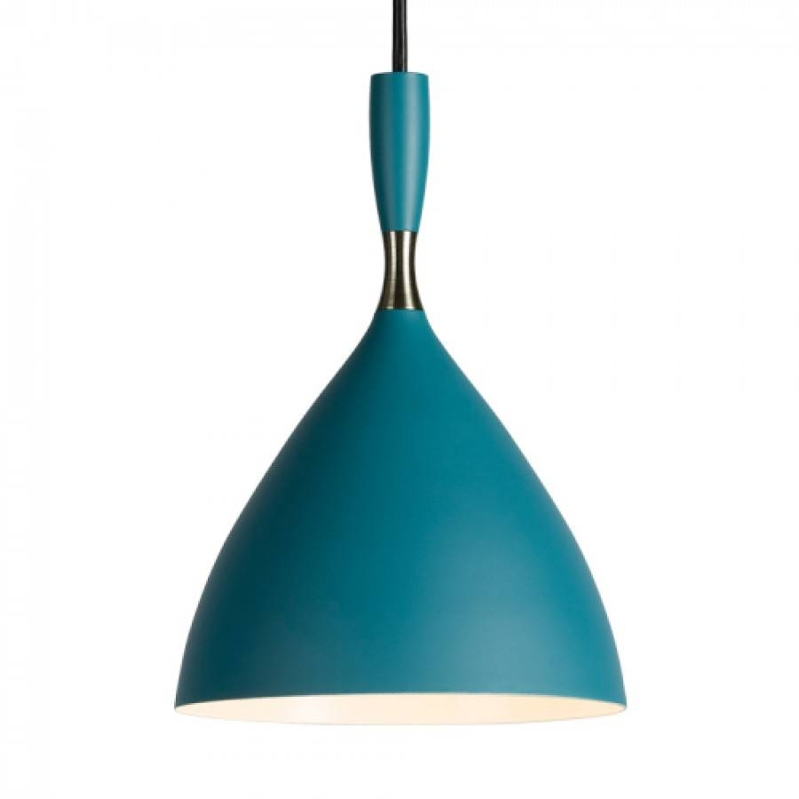 Lighting Dokka Pendant Lamp inside Aqua Pendant Lights (Image 11 of 15)