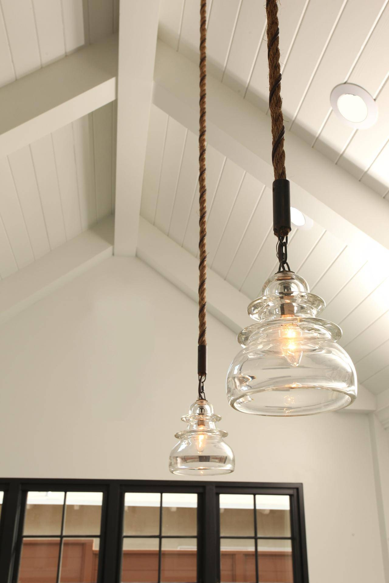 Lighting: Energy Efficient Lighting With Farmhouse Pendant Lights for Farmhouse Pendant Lights Fixtures (Image 11 of 15)