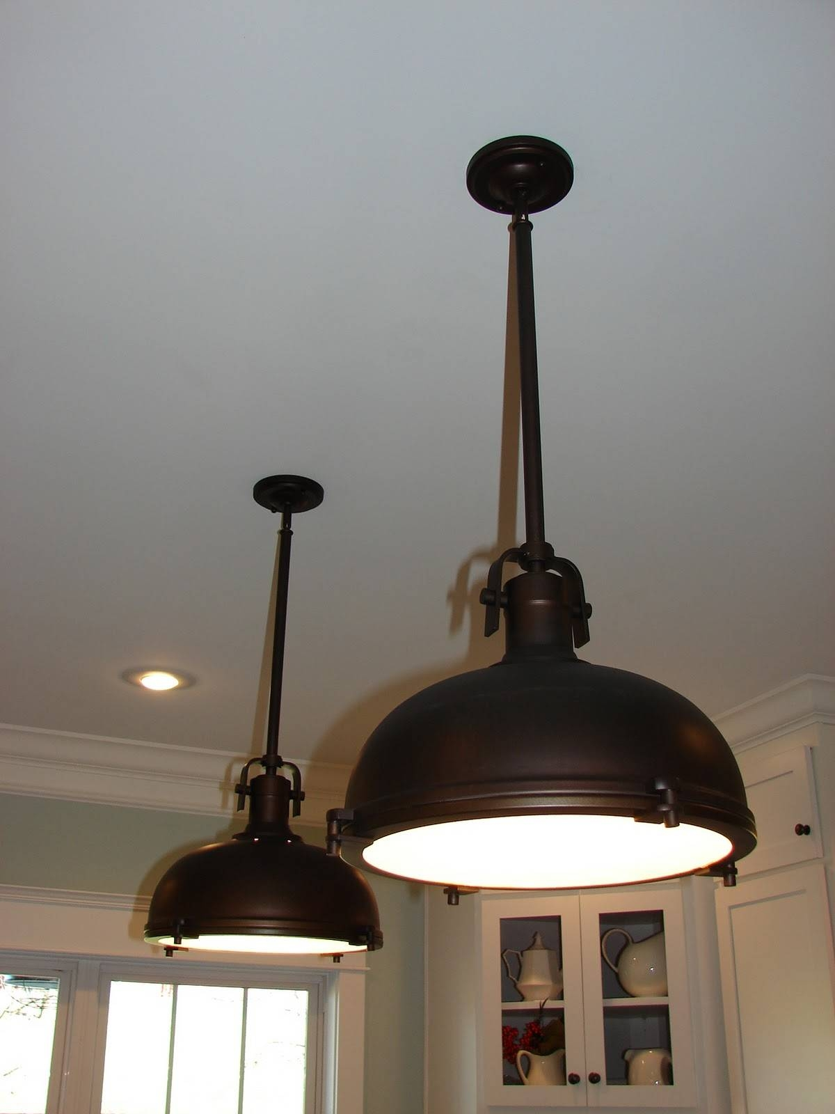Lighting: Energy Efficient Lighting With Farmhouse Pendant Lights in Farmhouse Pendant Lights Fixtures (Image 12 of 15)