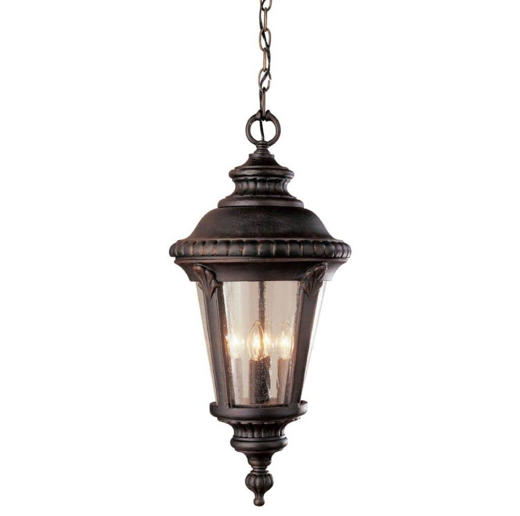 Lighting: French Style Metal Outdoor Hanging Pendant Lighting For French Style Glass Pendant Lights (View 10 of 15)