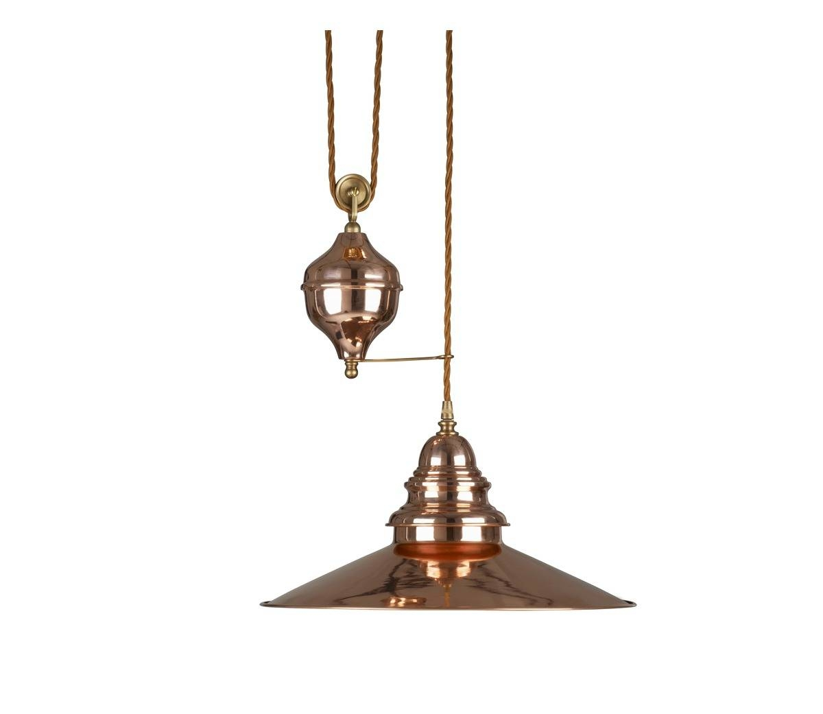 Lighting > Pendant > Rise And Fall Lights - The French House in Rise and Fall Pendants (Image 8 of 15)
